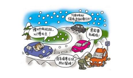 冰雪驾驶专题 2