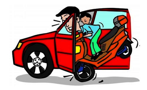 开车门事故频发