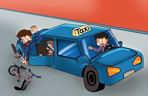 如何避免开车门事故